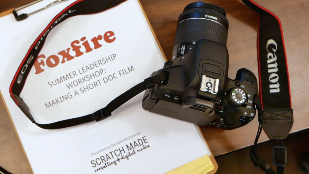 Foxfire Museum and Heritage Center: Documentary Film Workshop